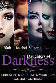 Daughters of Darkness - The Anthology (4 Paranornal Romance Novels) - Kindle edition by Chrissy Peebles, Kristen Middleton, W.J. May, C.J. Pinard, Book Cover by Design. Paranormal Romance Kindle eBooks @ Amazon.com.