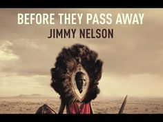 "YouTube: ""Rare photos of remote tribes at risk of disappearing."" A beautiful short video showcasing some of Jimmy Nelson's photographs from his collection of remote peoples entitled ""Before They Pass Away"" - Other than beautiful imagery of cultural diversity and identity, there is a lot of room to ask to what extent exoticism is playing a part in the production of such projects, and how a discourse of 'authenticity' is being deployed."