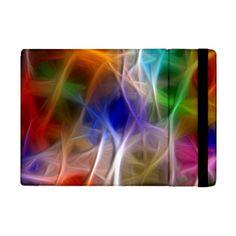 Fractal Fantasy Apple iPad Mini 2 Flip Case