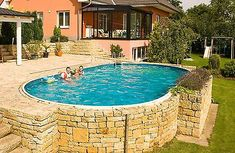 Above ground pool is the most efficient option when it comes to building a pool. But before start building and taking care of it, here is everything you need to know about above ground pool.