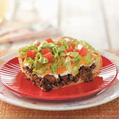 Makeover Nacho Beef Bake Recipe from Carla Weeks, Independence, IA - Healthy Cooking magazine