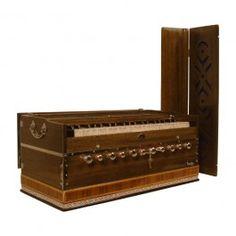Harmonium, Coupler, 11 Knob, Dark $577.15