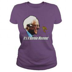 Cool bernie sanders - bern moment - woman shirt Shirts & Tees