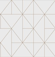 Heavy weight wallpaper designed exclusively for WonderWall by Nobletts. Modern metallic geometric design in rich Stone & Copper Copper Wallpaper, Metallic Wallpaper, Geometric Wallpaper, New Wallpaper, Textured Wallpaper, Textured Walls, Modern Wallpaper Designs, Designer Wallpaper, Tile Patterns
