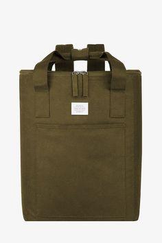 Sandqvist - Cooler Bag Olive large-1
