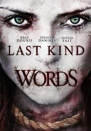 """Last Kind Words        Last Kind Words      Poslednje Lepe Reč i  Ocena:  4.80  Žanr:  Drama Horror Mystery Romance Thriller  """"Love is haunting.""""17-year-old Eli has just moved with his family deep into the backwoods of Kentucky to work on the isolated farm of a local recluse. Inexplicably drawn into the strange forest that lies beyond the farm Eli encounters the beautiful sweet and mysterious Amanda seemingly the perfect girl. But with the discovery of decaying bodies hanging from the trees…"""