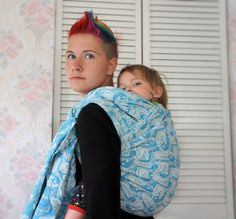 Tutorial: Wiggleproof Half Jordan's Back Carry - Wrap you in love