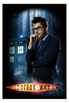 10th Doctor, yummy David Tennant