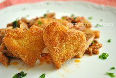 Cuoricini di pasta, ricetta per S. Valentino