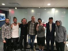 #Repost #Shinedown: MONSTERS OF ROCK... #newschool #atlanticrecords #indegoot #tampa @shinedown @stevorock101 @thebrentsmith @bkerchofficial @zmyersofficial @ebassprod Tony Couch  Anthony Delia  - facebook.com/ShinedownsNation