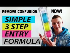 Simple 3 STEP Entry Formula – How to Enter High Probability Forex Trading Setups | TRADE MASTER TEAM