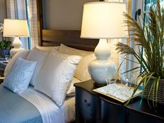 Master Suite Bedroom of HGTV Dream Home 2013 - Stylish Eve