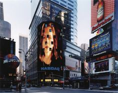 Times Square, New York (by Thomas Struth)