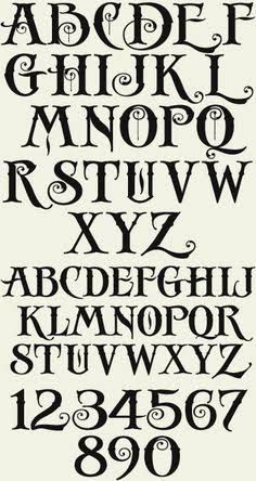 Image result for handwriting scripts halloween