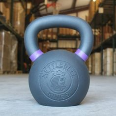 Muscle Building Tips. Gain More Mass With These Weight Training Tips! It can be fun to lift weights if you do it safely and correctly. You can enjoy yourself and see the progress of an effective workout routine. Kettlebell Weights, Kettlebell Kings, Kettlebell Training, Workout Kettlebell, Workouts, Fitness Exercises, Workout Fitness, Fitness Tips, Weight Training
