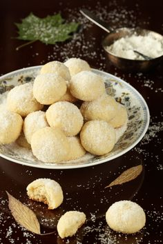 "Verdade de sabor: Portuguese cookies ""Areias"" / Biscoitos ""Areias"" de Cascais"