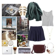 """Days are good"" by hahngirl ❤ liked on Polyvore featuring Prada, Birkenstock, Monki, Liebeskind and Frends"