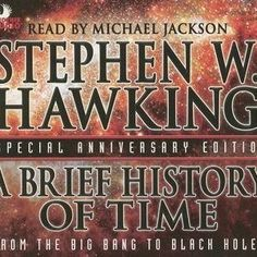 A Brief History of Time (Unabridged) - Stephen Hawking Science Books, Social Science, Science And Technology, Science Writing, Weird Science, Excited Pictures, History Of Time, Astrophysics, Stephen Hawking