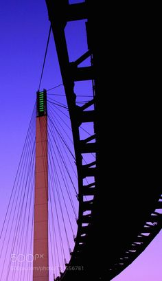 under the bridge by RQuick #architecture #building #architexture #city #buildings #skyscraper #urban #design #minimal #cities #town #street #art #arts #architecturelovers #abstract #photooftheday #amazing #picoftheday