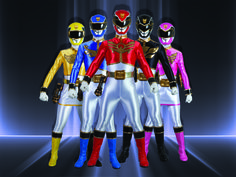 power rangers megaforce | Power Rangers Megaforce|Do Gosei's five fearless recruits have the ...