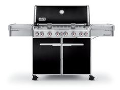 SharperAuctions - Domestic and International Sales  Weber Summit E-670  www.sharperauctions.net