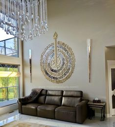 Shop Four Quls Wall Art II Stainless Steel (Two-Tone) from Modern Wall Art UK in Sculptures, Art, available on Tictail from Decor, Modern Wall Art, Decor Interior Design, Home Decor, Wall Art Uk, Islamic Decor, Modern Wall Stencil, Modern Wall Decals, Islamic Wall Art