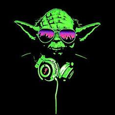 Dj Yoda #Starwars Star Wars Epic