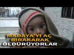 Madaya'daki insanları aç bırakarak öldürüyorlar - YouTube