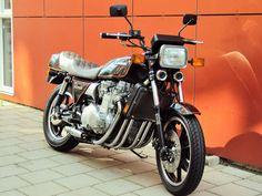 Kawasaki Z1300 6 cylinder - 1981