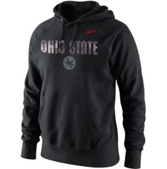 Nike Men's Ohio State Buckeyes Black Project Fresh Camo Pack Hoodie - Dick's Sporting Goods