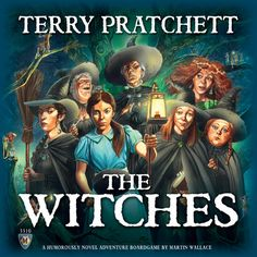 The Witches – A DiscWorld Board Game  269,-
