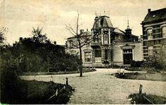0210017 Coll. Chr. Warnar: Plantsoen, nu Koningsplein Villa Bluijssen (1905-1910)