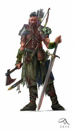 Pathfinder Gravewalker Witch Build - YouTube