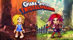 Video games dreams twisted giana sisters: (1920x1080, games, dreams, twisted)  via www.allwallpaper.in