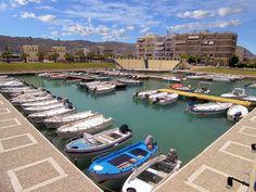 Xylokastro Marina / Municipality of Xylokastro - Evrostini of Blue Flag, Greece, Environment, Outdoor Decor, Landscapes, Greece Country, Paisajes, Scenery