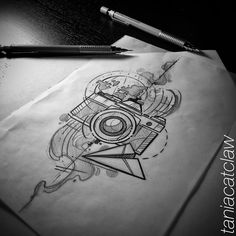 #ink #iblackwork #sketch #sketching #btattooing #photography