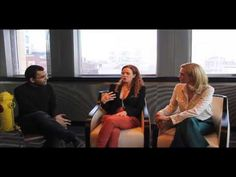 Murtz Jaffer Interviews Motive's Kristin Lehmen & Lauren Holly - YouTube