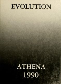 Athena Yearbook, 1990. Click through to see the entire yearbook. :: Ohio University Archives