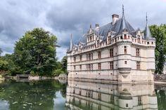 Château d'Azay-le-Rideau | Val de Loire
