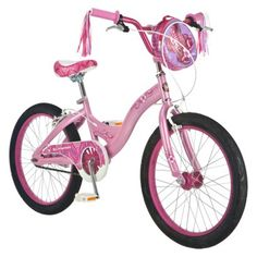 Dee-Lite Girls Bicycle lives up to Schwinn Quality!