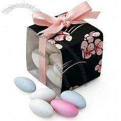 cherry blossom pillows wedding favors - Google Search
