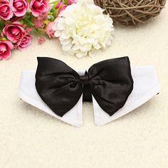SYG(TM) Cravate Noeud Papillon Ajustable pour Collier Animaux Chien Chat toilettage SYG_FR http://www.amazon.fr/dp/B00M1JI226/ref=cm_sw_r_pi_dp_NTF4wb187RF30