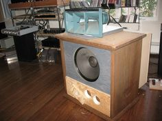 High Efficiency Speaker Asylum