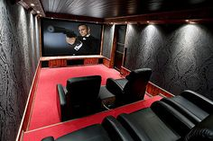 One day I'll have my movie theater room!!!