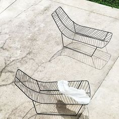 Arper Leaf Chaise Lounge