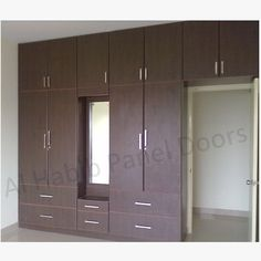 Custom Made Fitted Wardrobe - Fitted Wardrobes - Al Habib Panel Doors Built In Wardrobe Designs, Wall Wardrobe Design, Wardrobe Interior Design, Bedroom Closet Design, Home Decor Bedroom, Bedroom Wardrobe, Closet Designs, Bedroom False Ceiling Design, Room Door Design