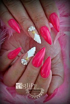 Acrylic nails  & Gel design  Summer nails 2018