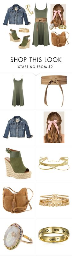 """""""Pan"""" by loveisablindwar on Polyvore featuring WearAll, Brave, Hollister Co., Francesca's, Mojo Moxy, Lucky Brand, Treasure & Bond, Andrea Fohrman and Bling Jewelry"""