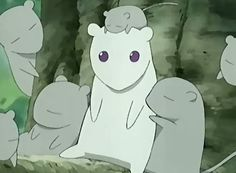 Is it bad that this anime literally made me love rats?