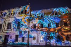 Invitan a disfrutar últimos días de Video Mapping en Palacio Municipal | El Puntero